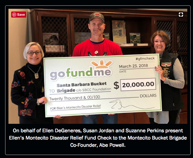 https://www.suzanneperkins.com/in-the-news/ellen-degeneress-disaster-relief-fund-check-presented-to-montecito-bucket-brigade/